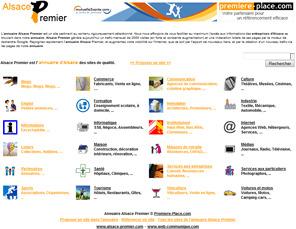 Annuaire Alsace Premier