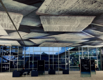 Plafond tendu Alyos Montpellier