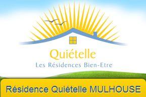 Logo de la Résidence Quiételle de Mulhouse