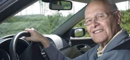 Seniors les dangers sur la route