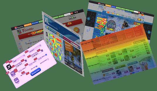 Heatmaps BeamPulse