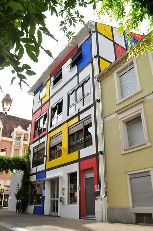 Maison Mondrian Mulhouse