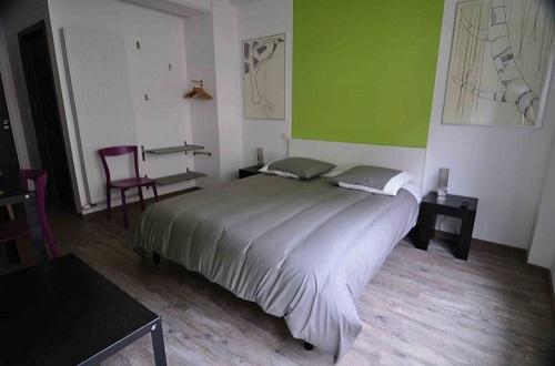 Chambre Maison Mondrian Mulhouse
